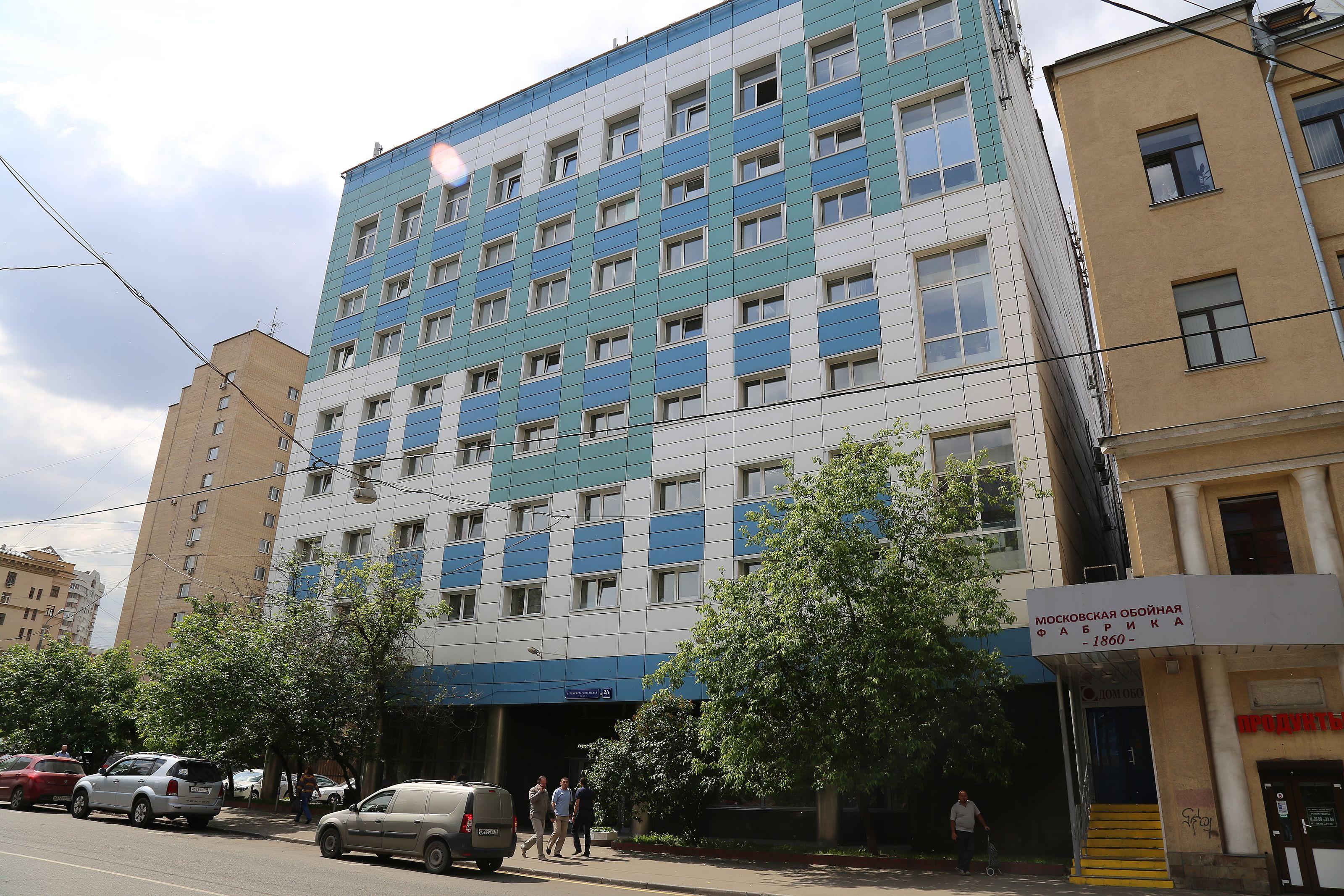 Аренда офиса метро Красносельская Москва